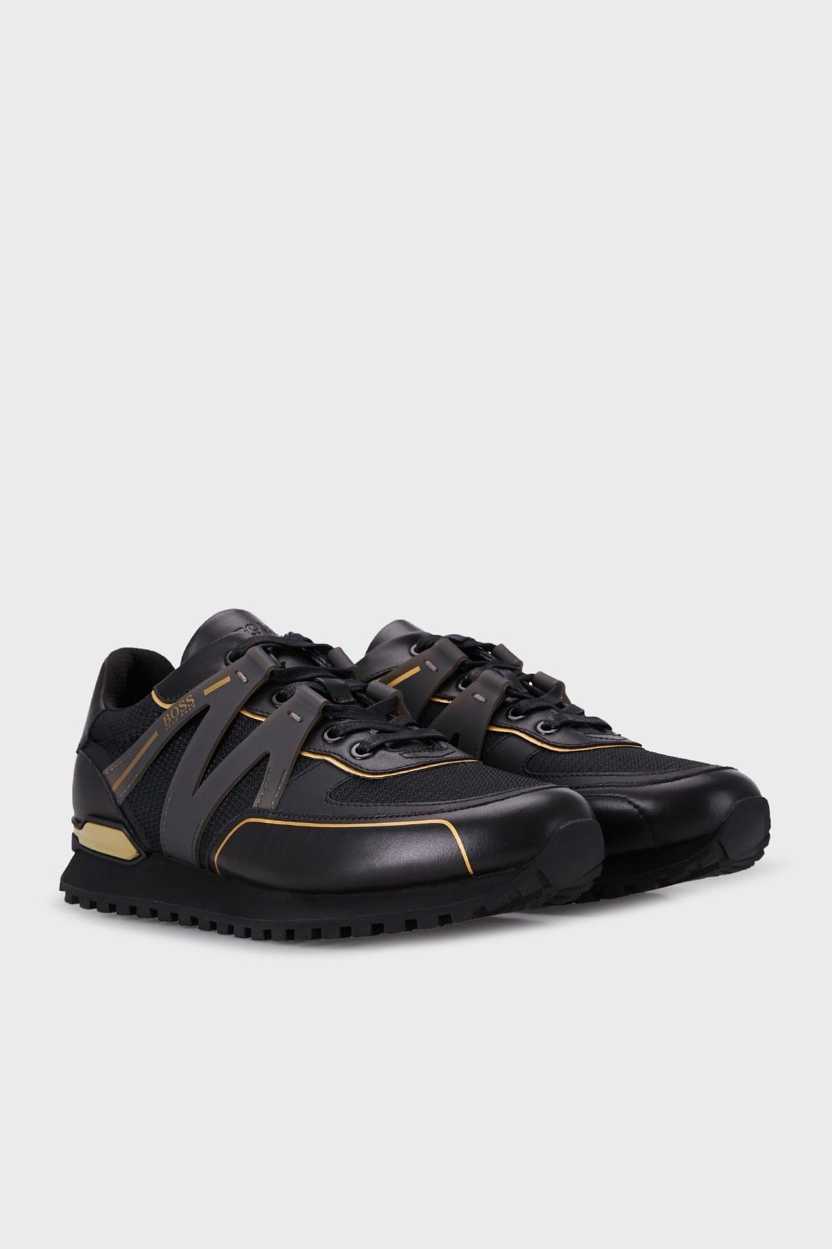 Hugo Boss Erkek Ayakkabı 50459373 007 SİYAH