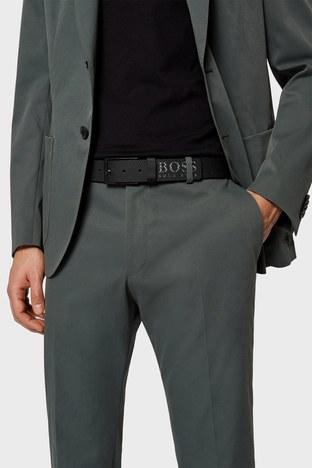 Hugo Boss - Hugo Boss Erkek Kemer 50455235 001 SİYAH (1)