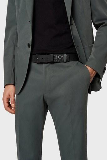 Hugo Boss Erkek Kemer 50455235 001 SİYAH