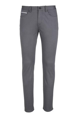 Hugo Boss - HUGO BOSS Erkek Pantolon 50385722 031 GRİ