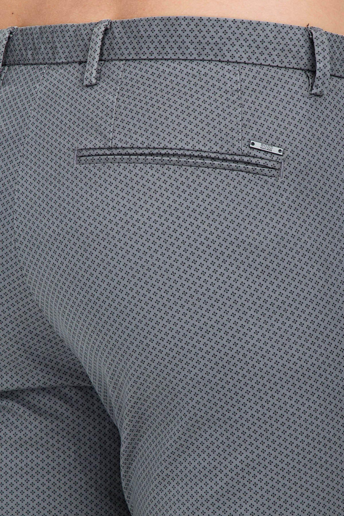 Hugo Boss Erkek Pantolon 50403785 030 GRİ