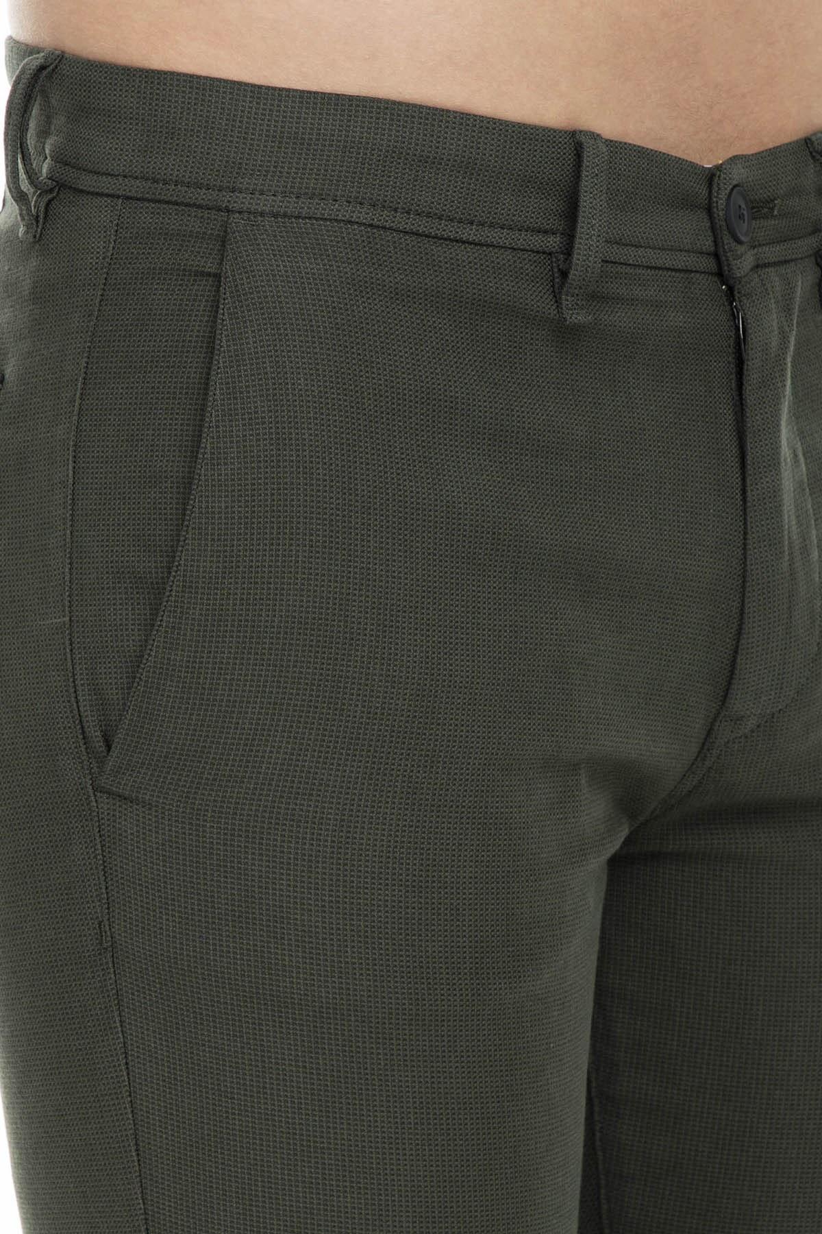 Hugo Boss Erkek Pantolon 50406406 346 YEŞİL