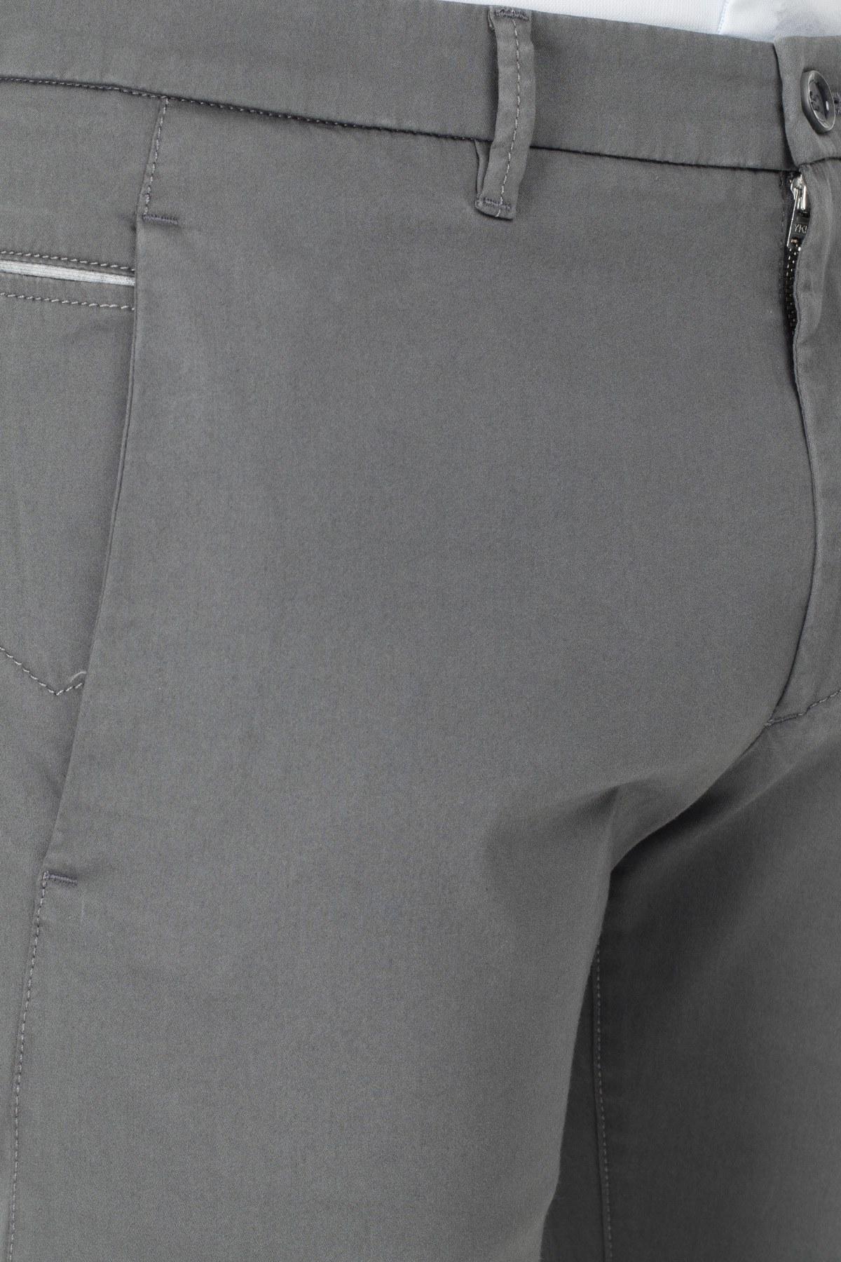 Hugo Boss Erkek Pantolon S 50378292 031 GRİ