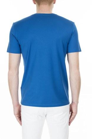 Hugo Boss - Hugo Boss Erkek T Shirt 50427851 426 SAKS (1)