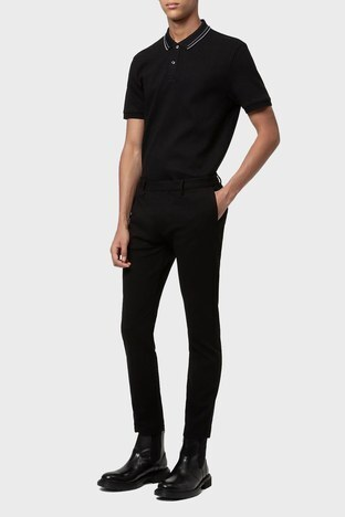 Hugo Boss - Hugo Boss Extra Slim Fit Erkek Pantolon 50437956 001 SİYAH