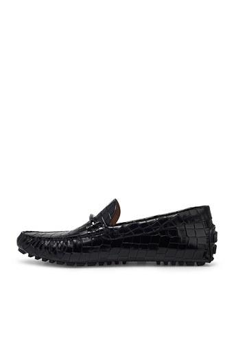 Hugo Boss Hakiki Deri Erkek Ayakkabı 50447273 001 SİYAH