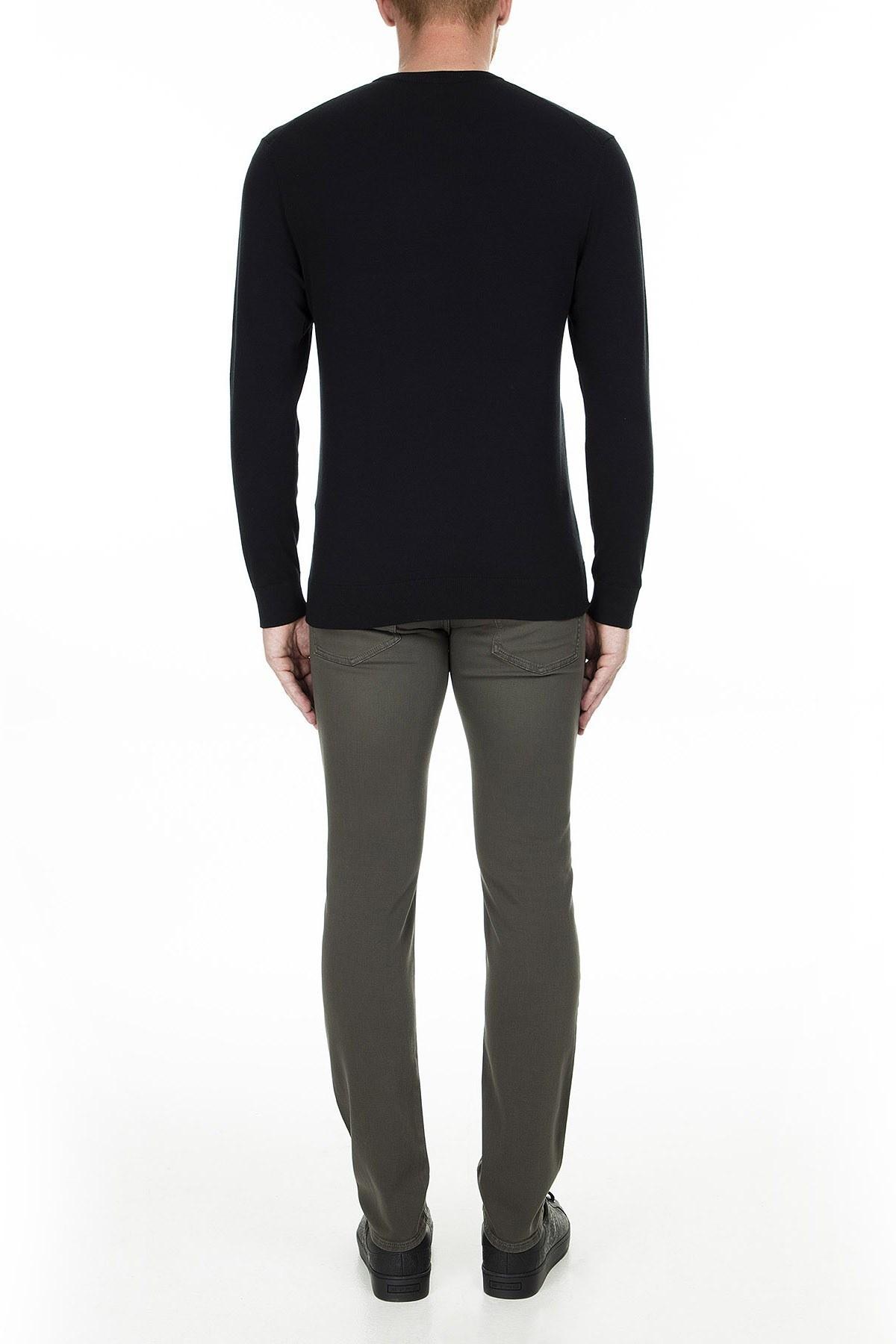Hugo Boss Jeans Erkek Kot Pantolon 50415879 342 HAKİ