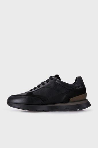 Hugo Boss Logolu Casual Erkek Ayakkabı 50460536 001 SİYAH