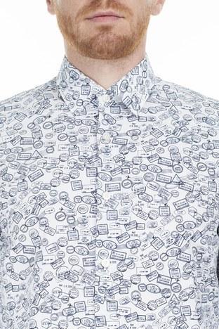 Hugo Boss Regular Fit Erkek Gömlek 50427683 402 LACİVERT