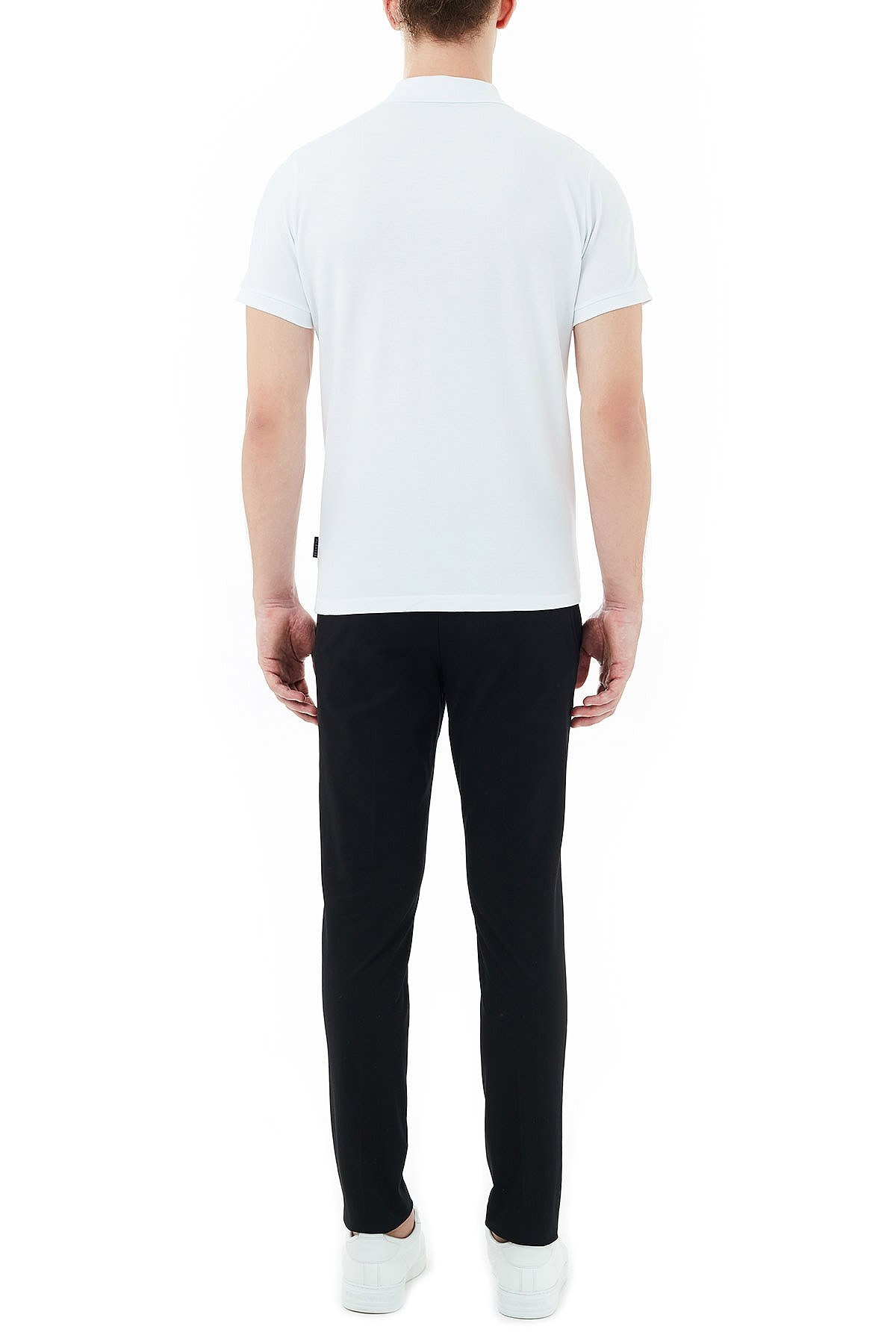 Hugo Boss Slim Fit Cepli Erkek Pantolon 50437895 001 SİYAH