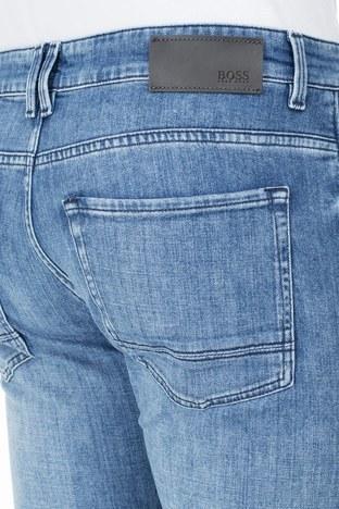 Hugo Boss Slim Fit Jeans Erkek Kot Pantolon 50426456 440 MAVİ