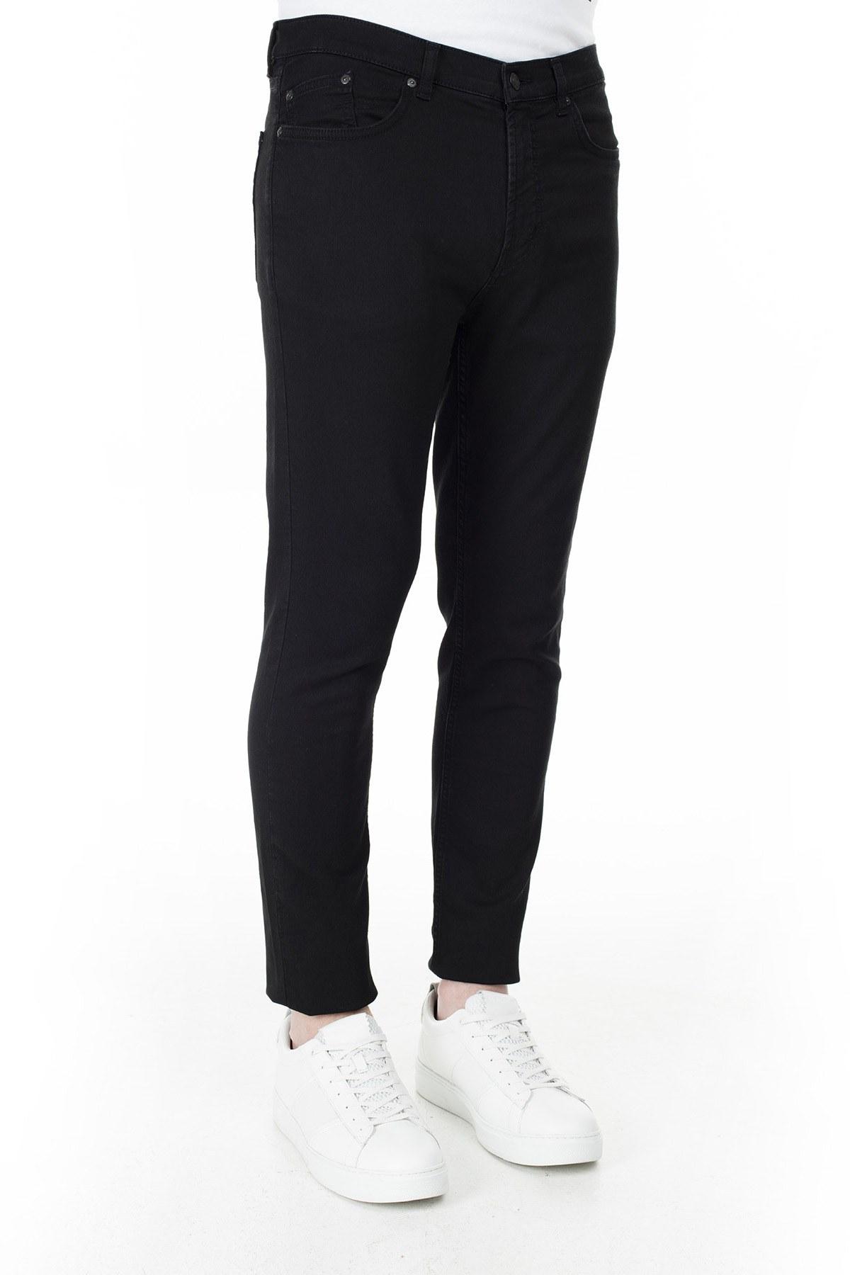 Hugo Boss Slim Fit Jeans Erkek Kot Pantolon 50426695 001 SİYAH