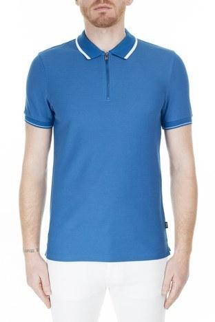 Hugo Boss - Hugo Boss Slim Fit T Shirt Erkek Polo 50424143 426 SAKS