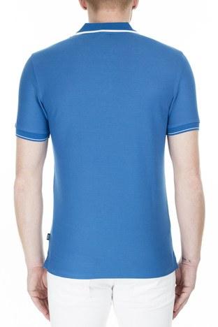 Hugo Boss - Hugo Boss Slim Fit T Shirt Erkek Polo 50424143 426 SAKS (1)