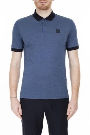 Hugo Boss - Hugo Boss T Shirt Erkek Polo 50423189 479 LACİVERT