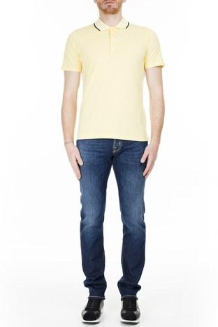 Jacob Cohen - Jacob Cohen Jeans Erkek Kot Pantolon J622 919W1 001 LACİVERT