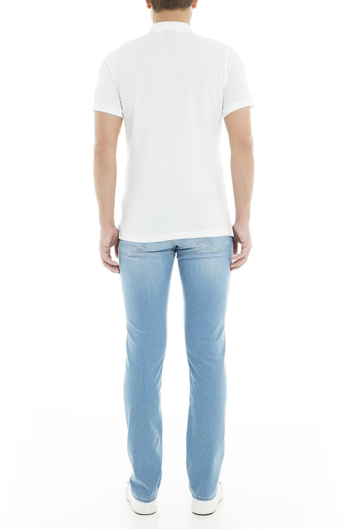Jacob Cohen Jeans Erkek Kot Pantolon J62200515W3 C003 AÇIK MAVİ