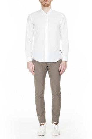 Jacob Cohen - Jacob Cohen Jeans Erkek Pamuklu Pantolon J622 SLIM 1838S 308 KAHVE