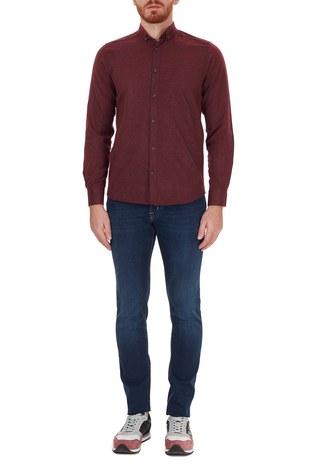 Jacob Cohen - Jacob Cohen Slim Fit Pamuklu Jeans Erkek Kot Pantolon J622 SLIM 08364W1 LACİVERT