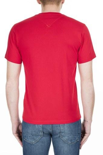 Kenzo Erkek T Shirt FA5 5TS018 4SA 21 KIRMIZI