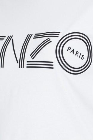 Kenzo Kadın T Shirt FA5 2TS617 986 01 BEYAZ