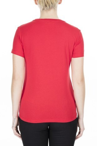 Kenzo Kadın T Shirt FA5 2TS701 990 21 KIRMIZI