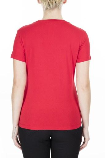 Kenzo Kadın T Shirt FA5 2TS721 4YB 21 KIRMIZI
