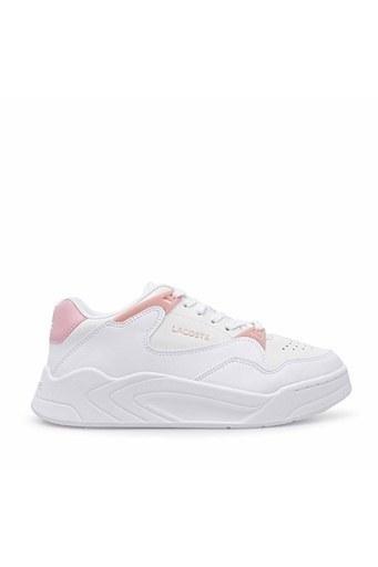 Lacoste Court Deri Bayan Ayakkabı 741SFA0076 1Y9
