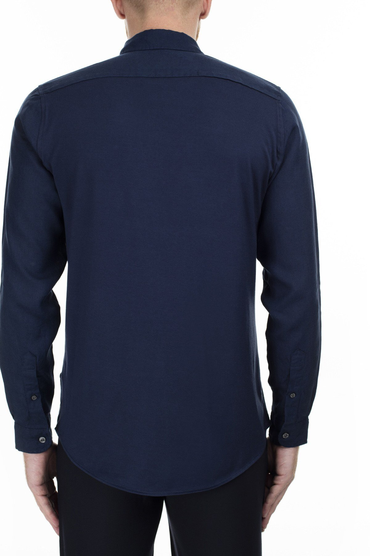 Lacoste Erkek Gömlek S CH0826L 26L LACİVERT