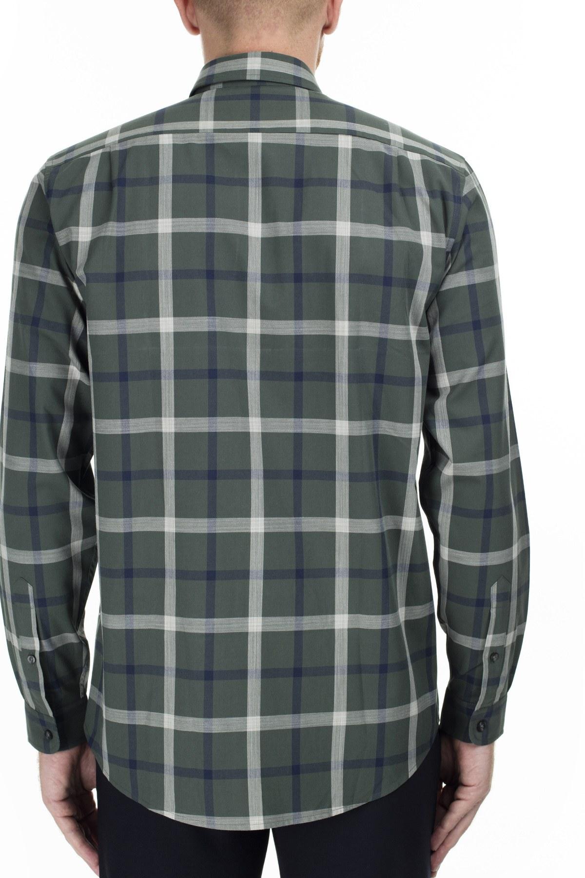 Lacoste Erkek Gömlek S CH1915 15Y YEŞİL