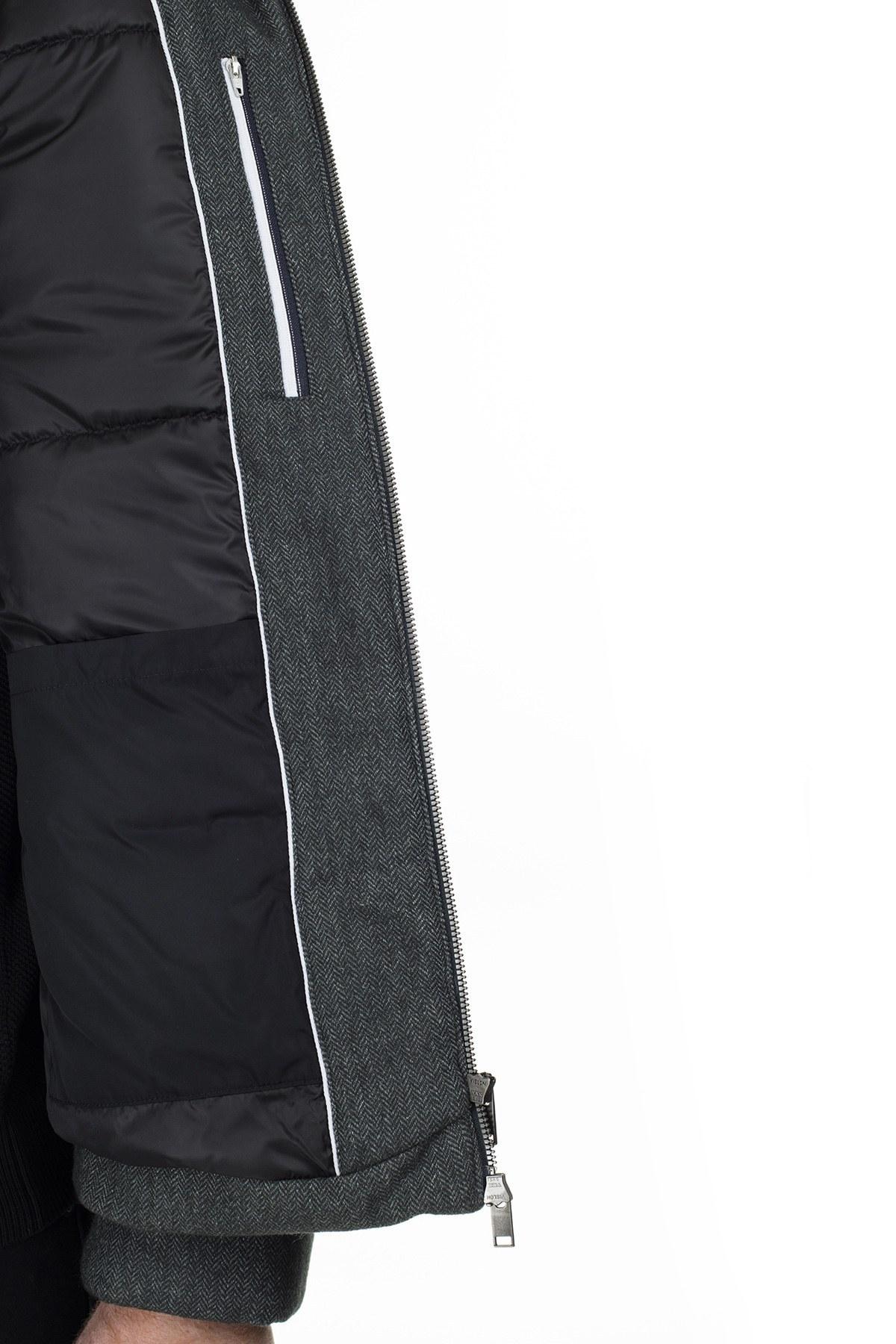 Lacoste Erkek Mont S BH1803 03G GRİ