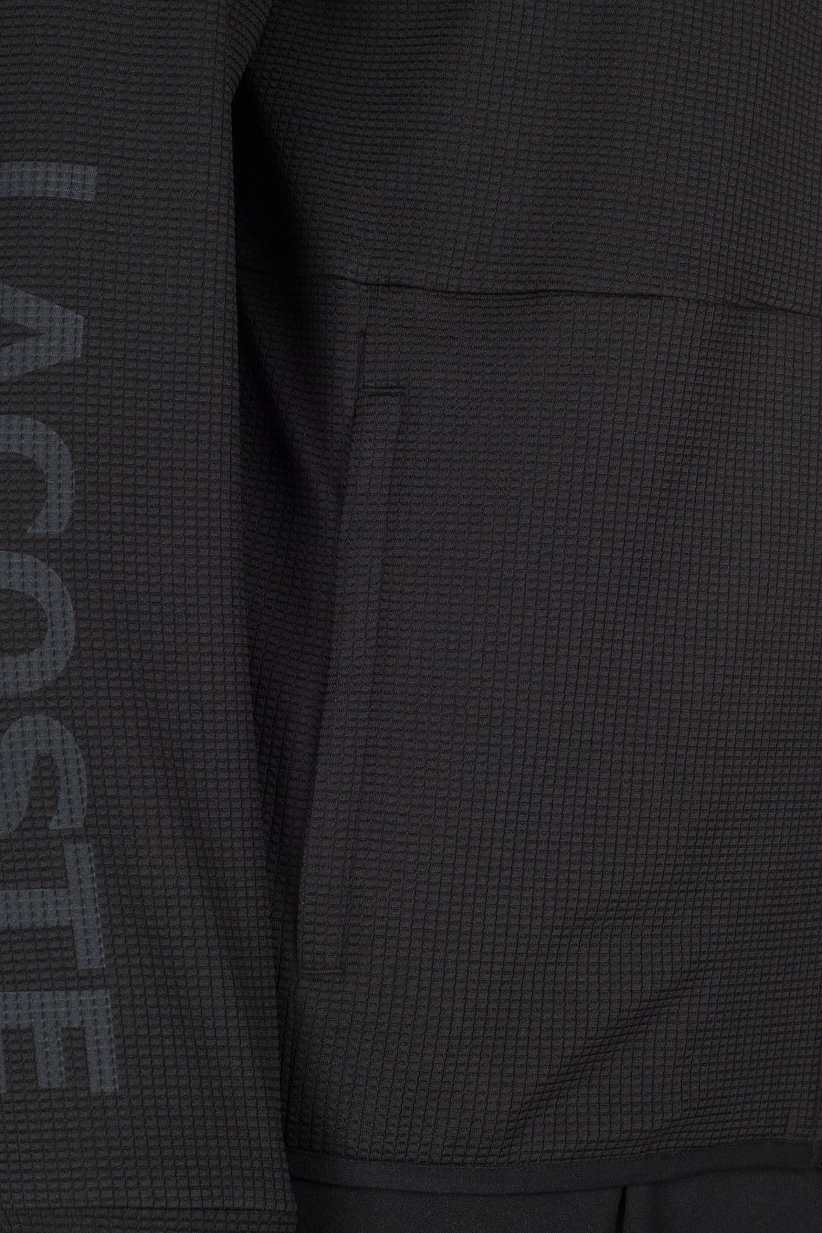 Lacoste Kapüşonlu Erkek Sweat SH0009 09S SİYAH
