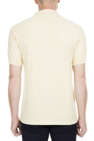 Lacoste - Lacoste Polo Erkek T Shirt L1264 PHA SARI (1)
