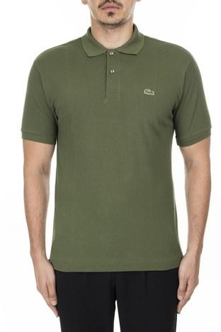 Lacoste - Lacoste Polo Erkek T Shirt S L1212 G6K YEŞİL