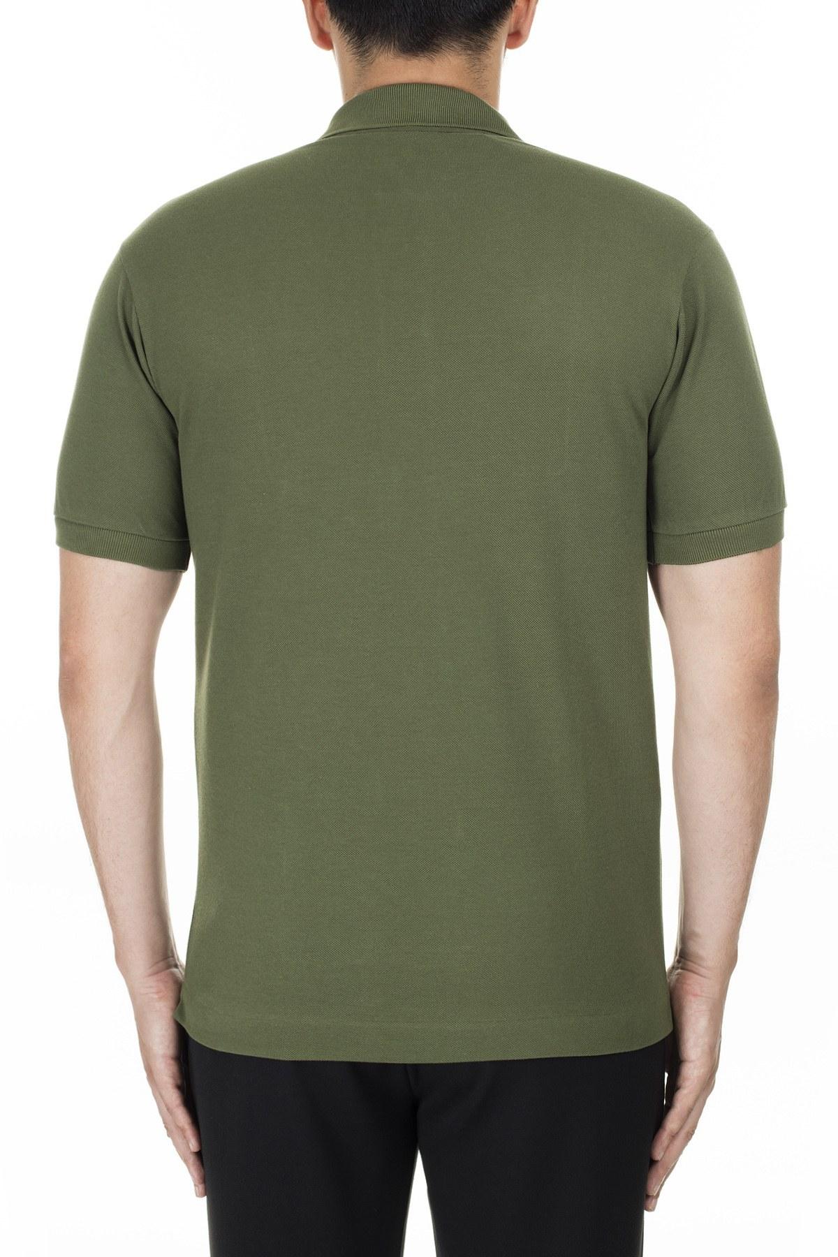 Lacoste Polo Erkek T Shirt S L1212 G6K YEŞİL
