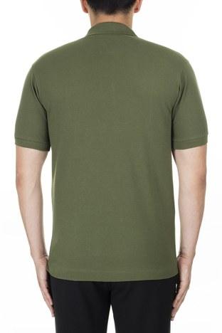 Lacoste - Lacoste Polo Erkek T Shirt S L1212 G6K YEŞİL (1)