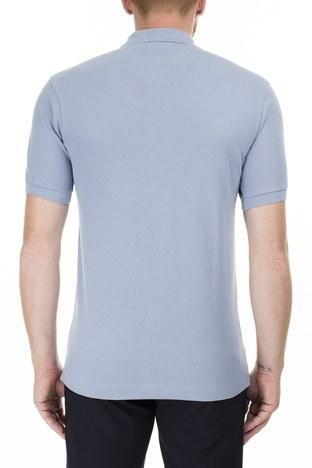 Lacoste - Lacoste Polo Erkek T Shirt S L1212 NU0 AÇIK GRİ (1)