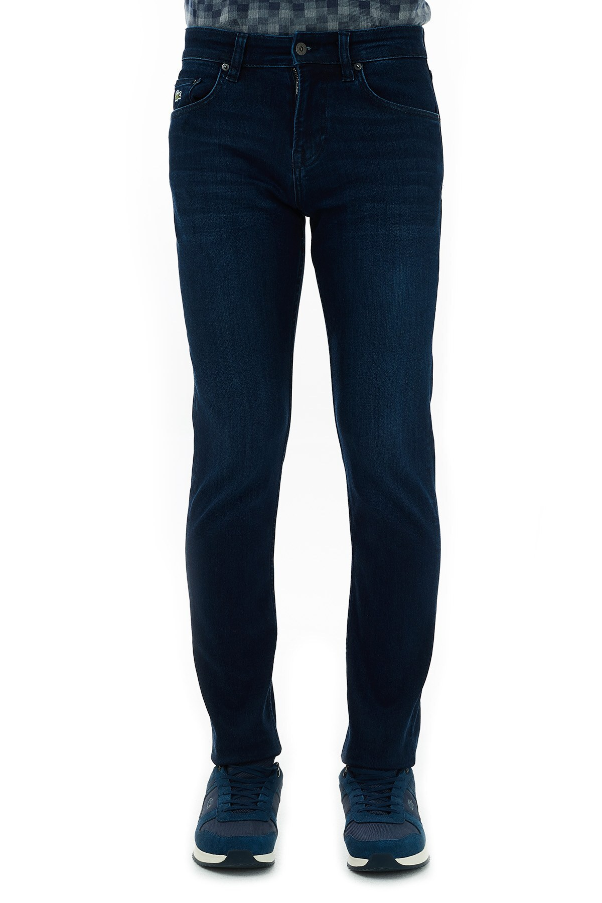 Lacoste Slim Fit Cepli Erkek Pantolon HH2054 54L LACİVERT