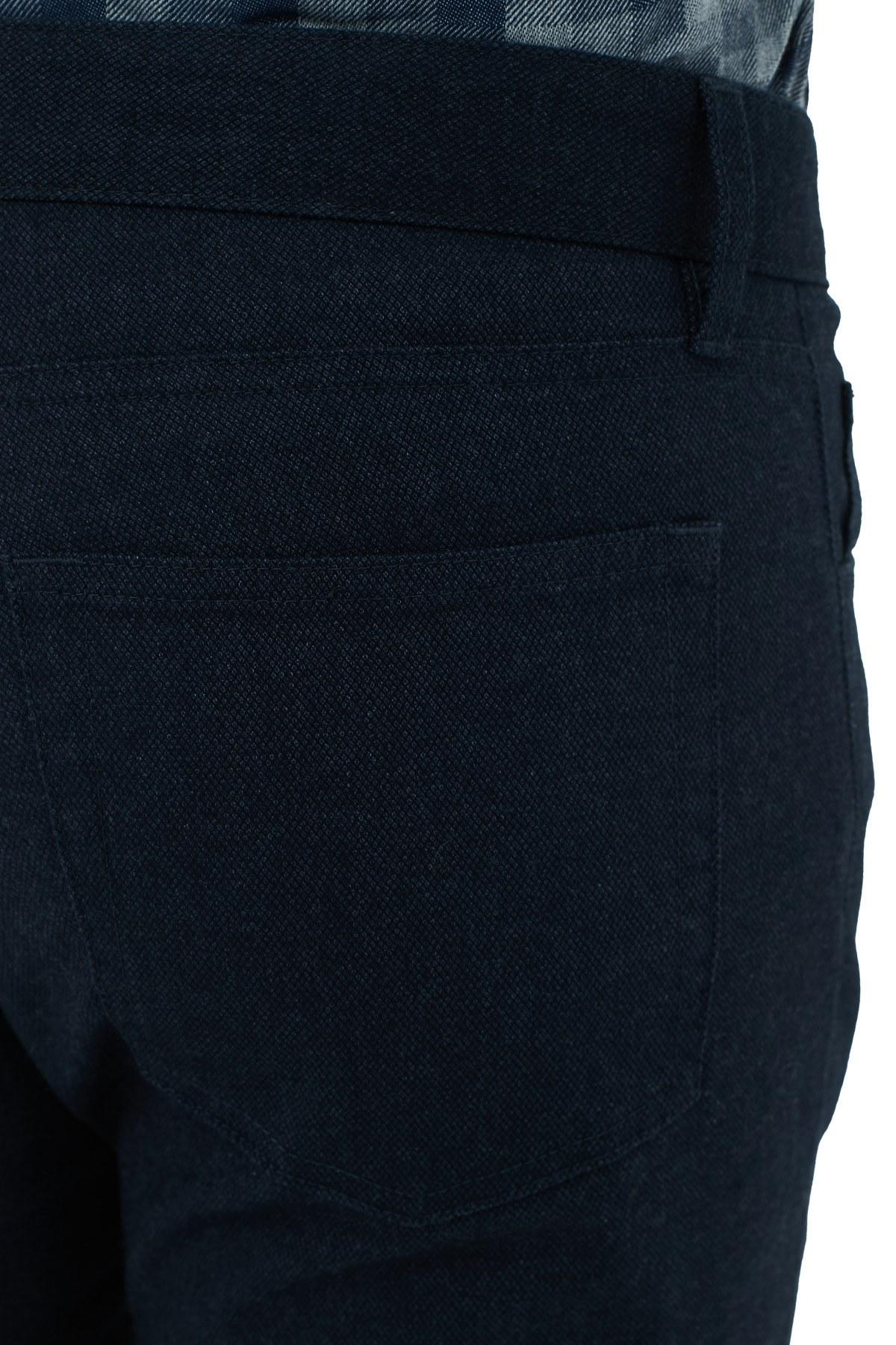 Lacoste Slim Fit Cepli Erkek Pantolon HH2107 07L LACİVERT