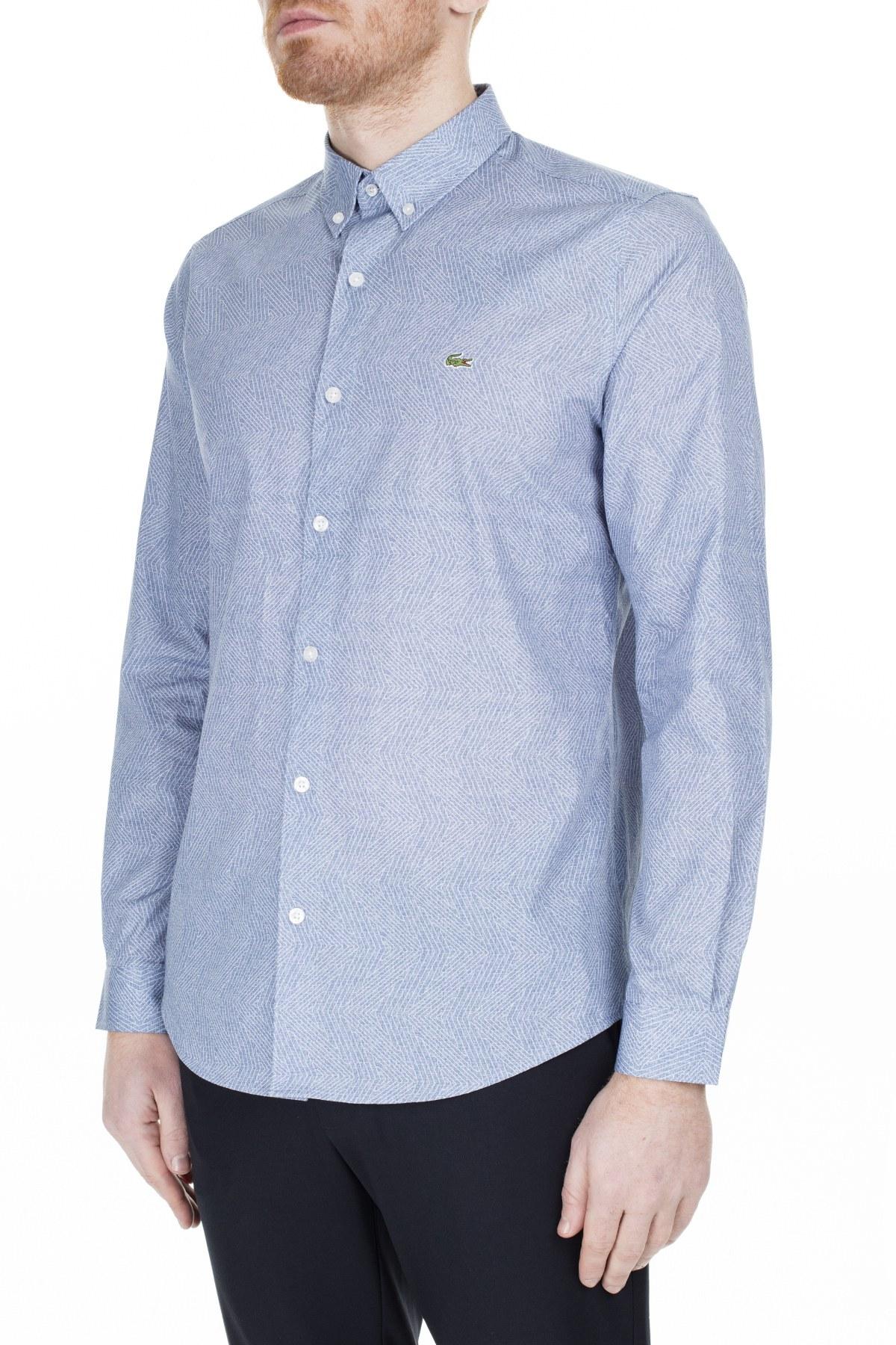 Lacoste Slim Fit Erkek Gömlek CH0057T 57M