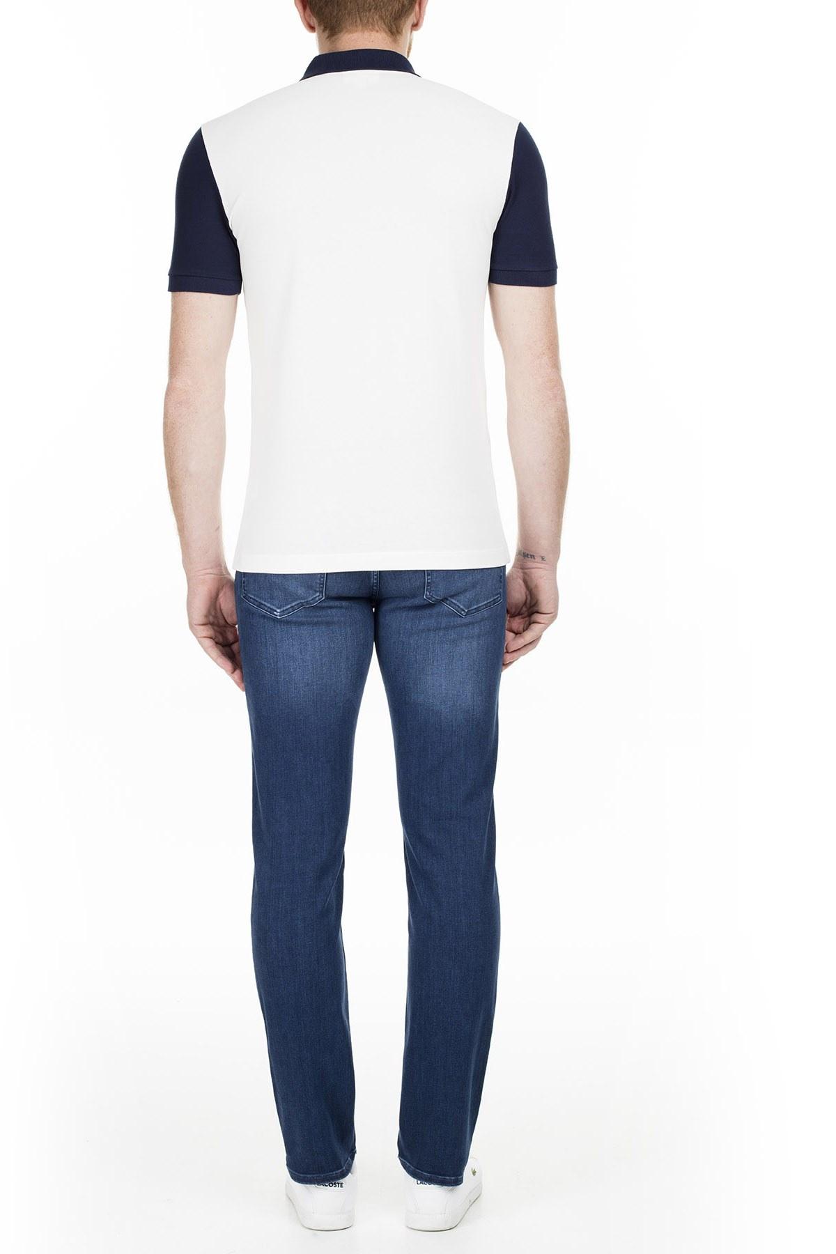 Lacoste Slim Fit Jeans Erkek Kot Pantolon HH0010 10L İNDİGO