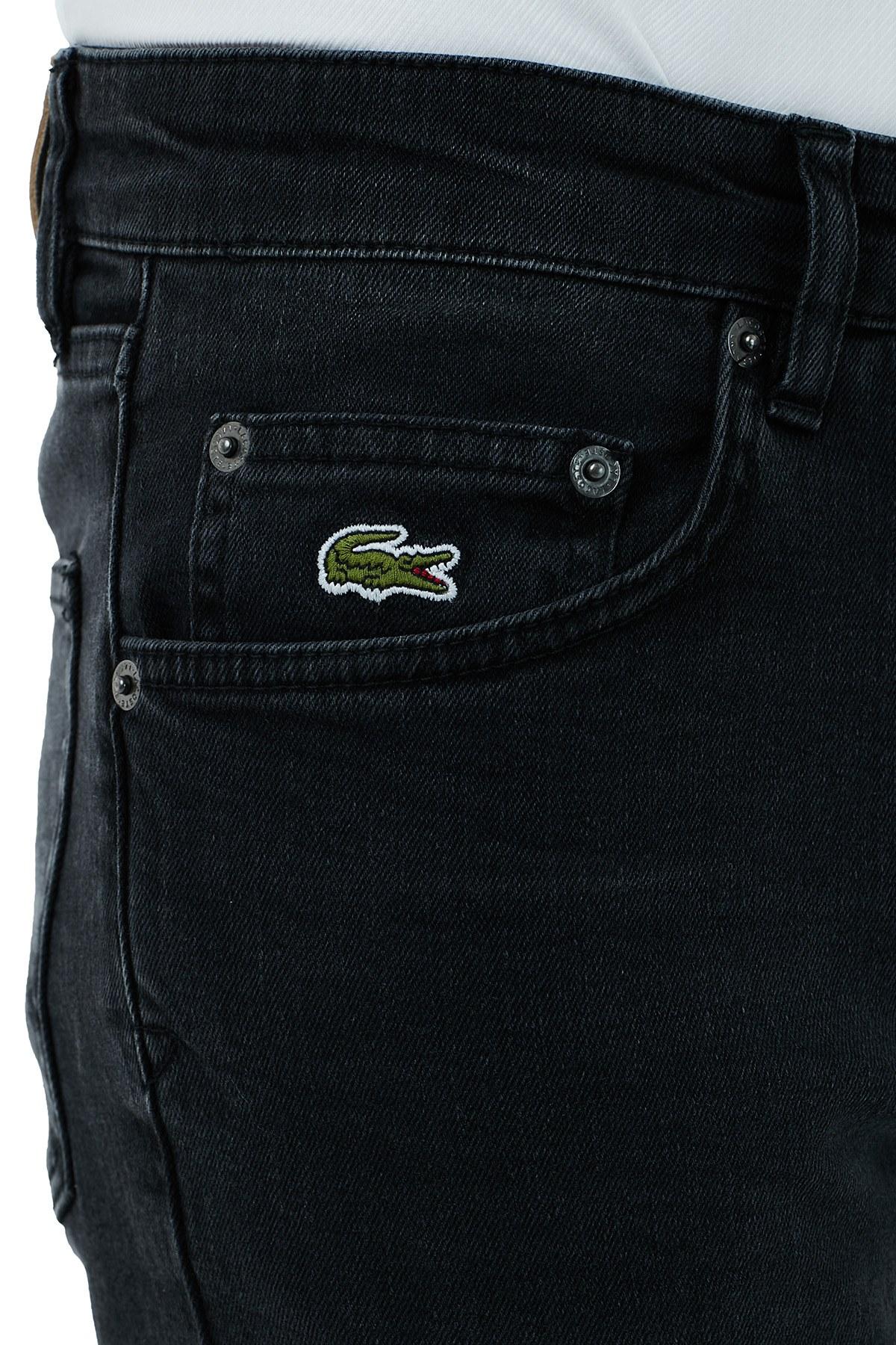 Lacoste Slim Fit Pamuklu Erkek Pantolon HH2054 54G GRİ