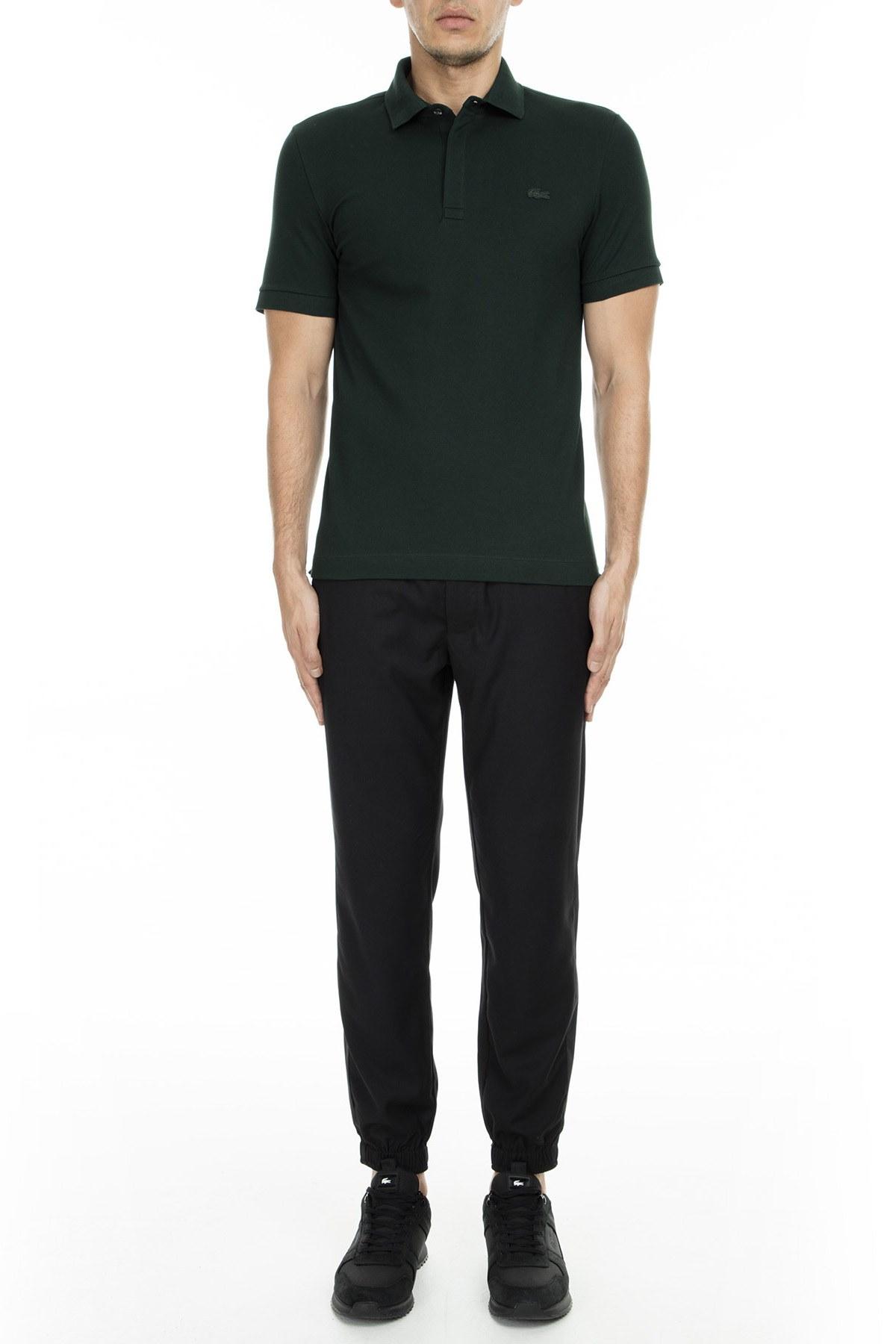 Lacoste T Shirt Erkek Polo PH5522 YZP YEŞİL