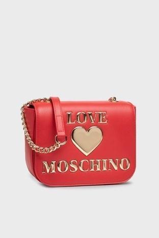 Love Moschino - Love Moschino Bayan Çanta S JC4052PP1CLF0500 KIRMIZI