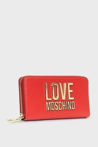 Love Moschino - Love Moschino Bayan Cüzdan JC5611PP1DLJ050A KIRMIZI
