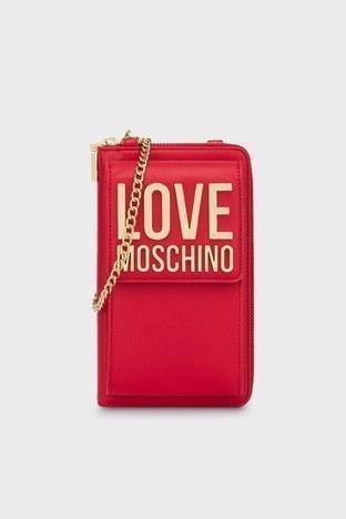 Love Moschino - Love Moschino Bayan Cüzdan JC5645PP1DLJ050A KIRMIZI