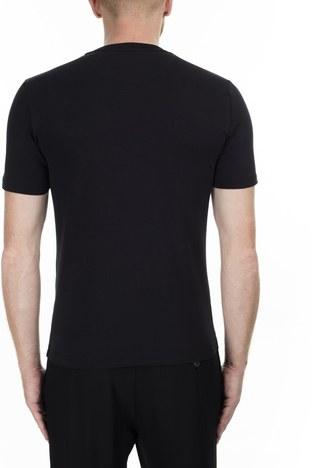Love Moschino - Love Moschino Erkek T Shirt S M47312IE1811 C74 SİYAH (1)