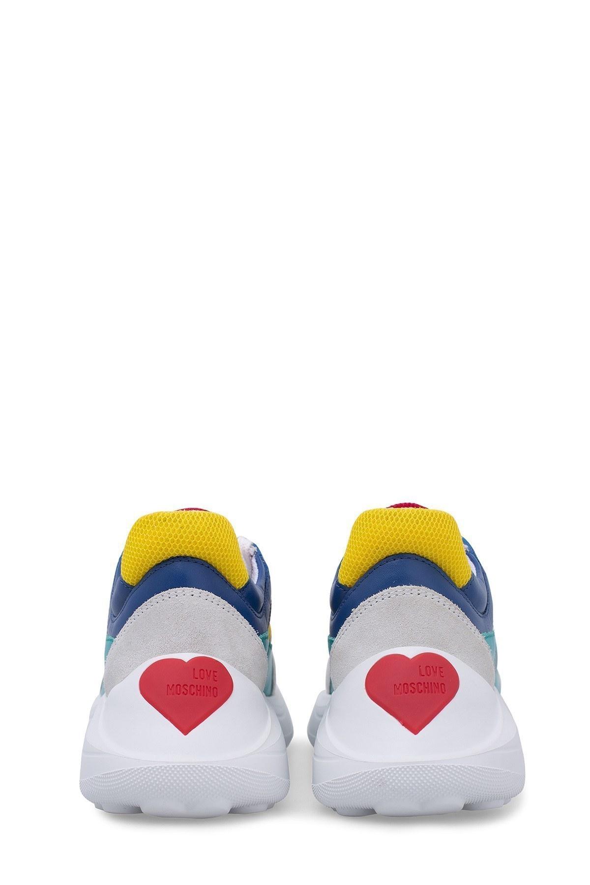 Love Moschino Kadın Ayakkabı JA15306G1A40A BEYAZ
