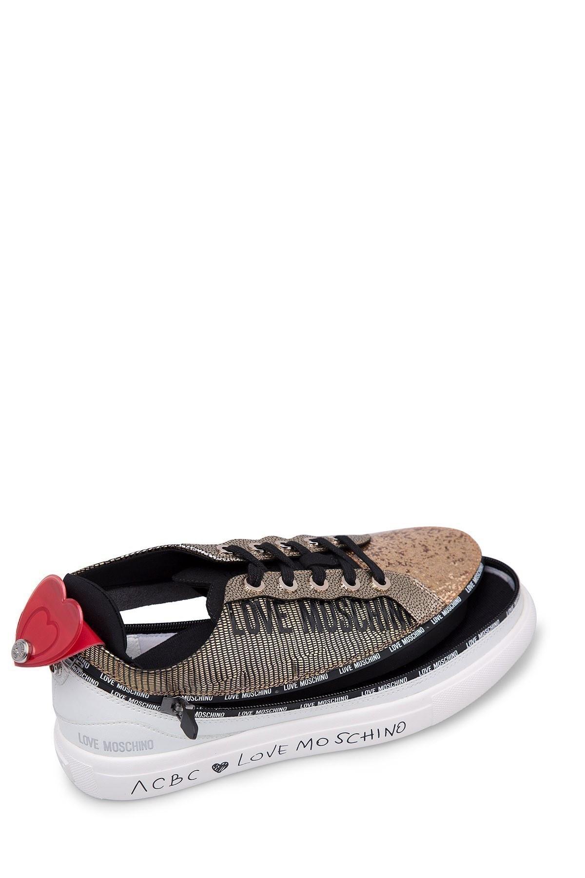 Love Moschino Kadın Ayakkabı JA15843G08J8210A BEYAZ
