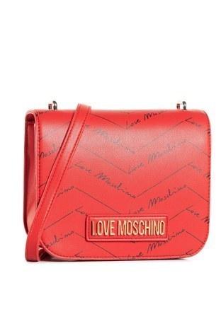 Love Moschino - Love Moschino Kadın Çanta JC4247PP0BKH0500 KIRMIZI